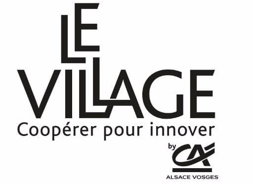 logo partenaire village by CA alsace vosges
